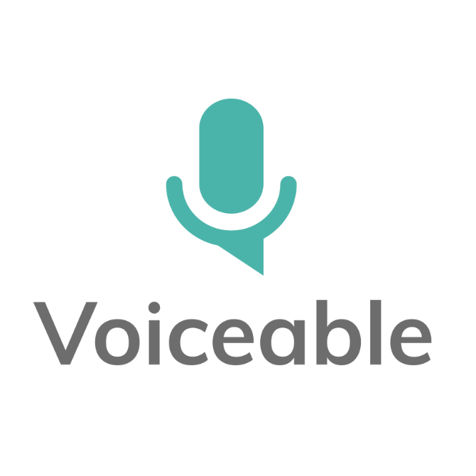 voiceable logo