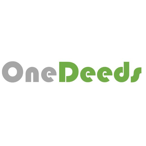 OneDeeds Product-based donation platform